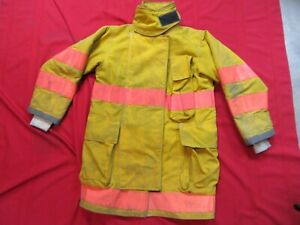 Quest 36 X 31 Firefighter Fire Turnout Jacket Coat Thermal Liner Bunker Gear