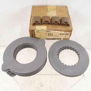 Nos Positraction Clutch Pack 12 Bolt 1965 1968 Chevy Chevelle 1967 1968
