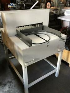 Ideal triumph 4850 Paper Cutter Use With Wohlenberg Polar Heidelberg