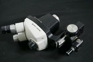 Bausch Lomb Stereo Zoom 4 Microscope Head Body Zoom Range 0 7x 3 0x