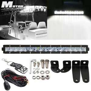 Marine Spreader Lights Led Light Deck mast Lights For Boat 17 80w 9 30v Dc 1p