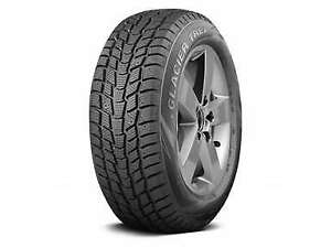 2 New 235 65r17 Mastercraft Glacier Trex Tires 235 65 17 2356517