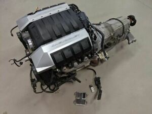 2012 Camaro Ss 6 2 L99 Engine Liftout W 6 Speed Auto Trans 64k Miles Ls3