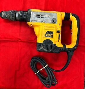 Dewalt D25603 1 3 4 Sds Max Rotary Hammer Hammer Drill Corded 13 5 Amps Eclutch