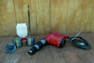 Hilti Te 22 Rotary Hammer Drill With 2 Bits
