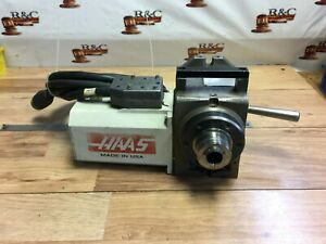 Nice Haas Ha5c Rotary 4th Axis 5c Collet Indexer