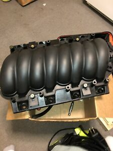 Ported Ls2 Intake For Corvette Gto G8 Gt