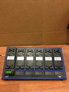 Act Icharge 6m I65 6 Bay Multi Radio Battery Charger Lpe200 Ht1250 Ht750 Ht1550
