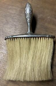 Tiffany Co Sterling Silver Vanity Table Or Crumb Brush Monogrammed