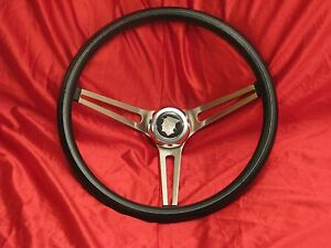 1955 To 1989 Mercury Steering Wheel Horn Button New