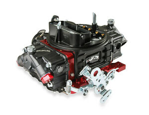 Quick Fuel Carburetor Br 67317 Brawler Street 680 Cfm 4bbl Vacuum Sec Black Red