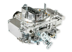 Quick Fuel Carburetor Br 67276 Brawler Street 650 Cfm 4bbl Mechanical Secondary
