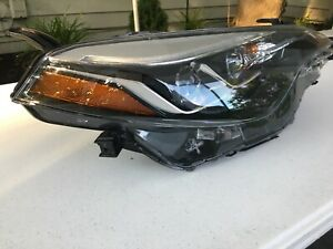 2017 2018 2019 Toyota Corolla Right Led Headlight 81110 02m90 Oem