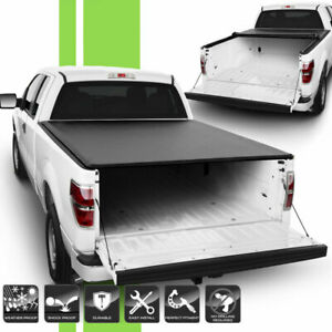 6 5ft Truck Bed Cover Roll Up Tonneau Cover Fit 99 07 Chevy Silverado Gmc Sierra