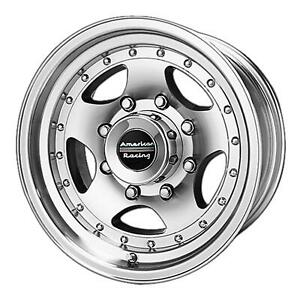 American Racing Ar235861 Wheel 15 X 8