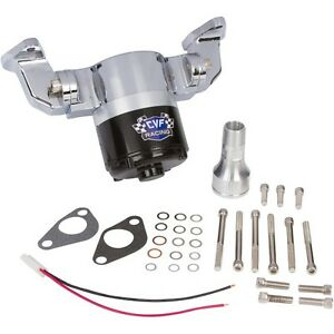Big Block Chevy Electric Water Pump 396 427 454 Ewp Bbc High Volume Flow Chrome