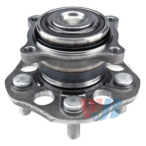 Wjb Rear Wheel Hub Bearing Assembly For Honda Odyssey Touring Ex Lx Se 2011 2016