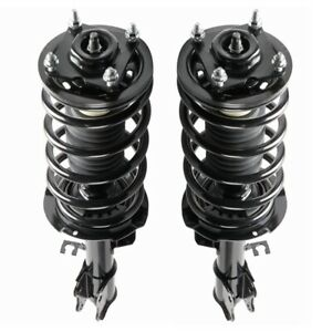 2pcs Quick Complete Front Struts Shocks Assembly For Ford Escape Mazda Tribute