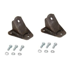 Chevy Small Block Big Block Steel Side Engine Mounts
