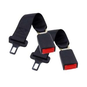 14 Automatic Car Seat Belt Clip Auto Stopper Clamps Safety Belt Extension 7 8