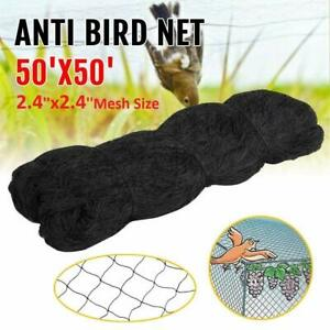 Boknight 50 X 50 Net Netting For Bird Poultry Aviary Game Pens New 2 4 Squ