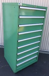 Lista 9 drawer Tool Cabinet 5 Deep Drawers 59 5 X 28 1 4 X 28 5 1 Of 6