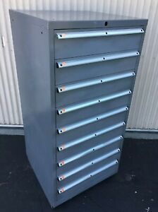 Lista 9 drawer Tool Cabinet 5 Deep Drawers 59 5 X 28 1 4 X 28 5 2 Of 6