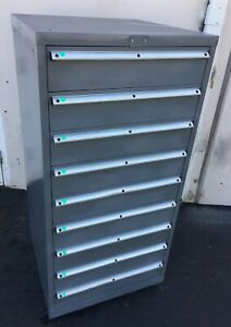 Lista 9 drawer Tool Cabinet 5 Deep Drawers 59 5 X 28 1 4 X 28 5 3 Of 6