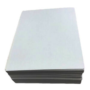 1000 Shipping Labels 8 5 X 5 5 Square Corner Self Adhesive 2 Per Sheet Ups