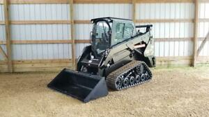 2015 Caterpillar 257d Cab Heat Air Track Skid Steer Loader Cat 257