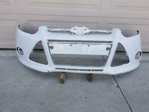12 13 14 Ford Focus Front Bumper Cover Oem