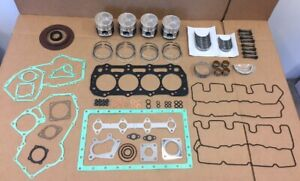 Shibaura N844t Turbo Engine Rebuild Kit Major 1 995l