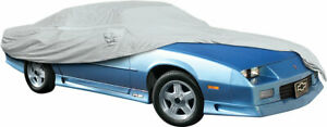 Oer Single Layer Titanium Indoor outdoor Car Cover 1982 1992 Firebird And Camaro