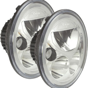 Vision X Lights 9891224 Headlight Assembly Led Left And Right