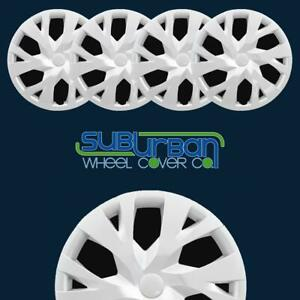 2018 2019 Toyota Yaris Style 533 15s 15 Replacement Hubcaps Low Cost Set 4