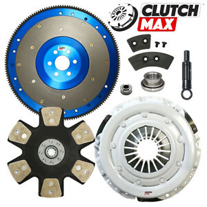 Stage 5 Performance Clutch Kit And Aluminum Flywheel For 81 95 Ford Mustang 5 0l