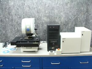 Olympus Lext Ols3000 Ir Confocal Laser Scanning 3d Wafer Inspection Microscope