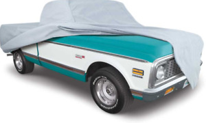 Oer Single Layer Indoor Outdoor Use Car Cover 1960 1976 Chevy Gmc Shortbed Truck