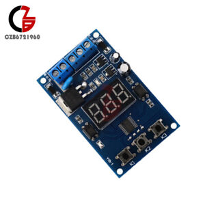 Trigger Cycle Timer Delay Switch Circuit Control Board Mos Fet Driver Module
