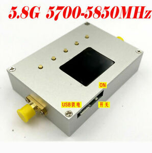 Interference Source 5 8g 5700 5850mhz Wifi Drone Shield Sweep Source