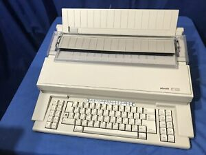 Olivetti Et2200 Electric Office Business Typewriter Free Shipping Electronic