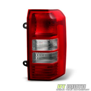 2008 2017 Jeep Patriot Replacement Tail Lights Signal Lamps Passenger Side 08 17