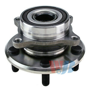 Wjb Front Wheel Hub Bearing Assembly For Honda Odyssey Touring Ex Se Ex L 11 16