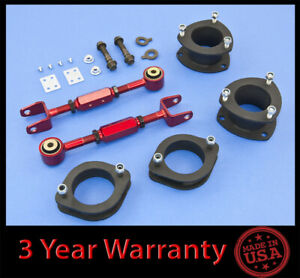 For Honda Element 2003 Steel Front 3 Rear 2 Leveling Kit With Alignment