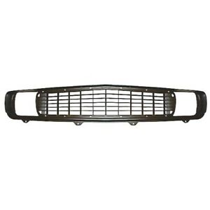 D R Classic A00284 R 1969 Camaro Rs Reproduction Black Center Grille