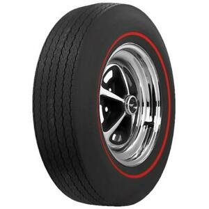 Coker Tire 62470 Firestone Wide Oval Redline Tire F70 15