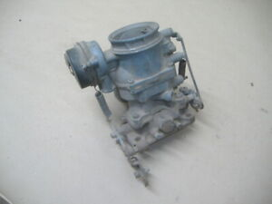 Vw Bug Holley 2100 Carburetor 2 Barrel