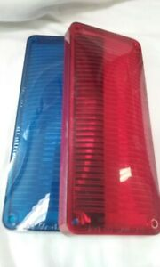 Whelen 700 Replacement Lens 68 1183582 Red Only