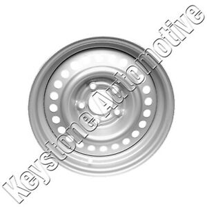 03102 Refinished Ford Mustang 1994 1996 15 Inch Silver Steel Wheel Rim