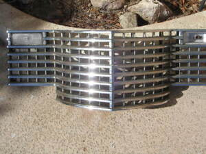 1941 Cadillac Grille Shiny Heavy Worldwide Shipping